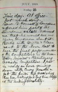 Jul 25 1913