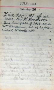 Jul 26 1913