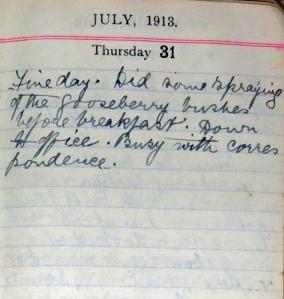 Jul 31 1913