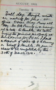 Aug 5 1913