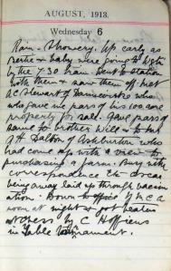 Aug 6 1913