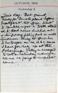 Oct 1 1913
