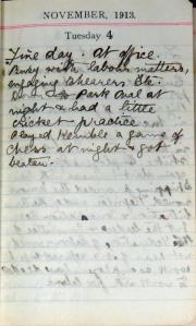 Nov 4 1913