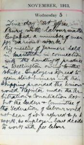 Nov 5 1913