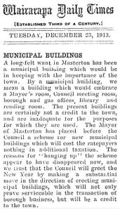 23 Dec 1913  TOTAL