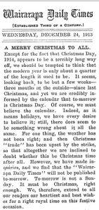 24 Dec 1913 TOTAL