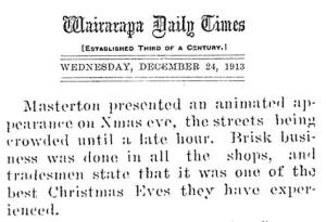 26 Dec 1913  TOTAL