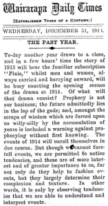 31 Dec 1913 TOTAL