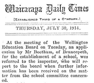 30 July 1914