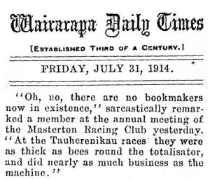 31 July 1914