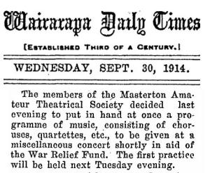 30 September 1914 TOTAL